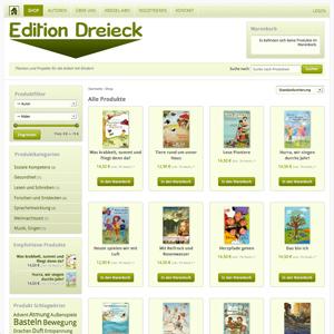 Edition Dreieck im Mellinger Verlag