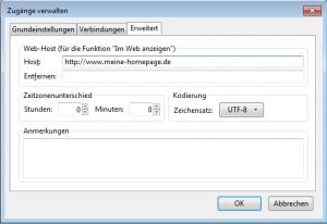 FireFTP Erweitert