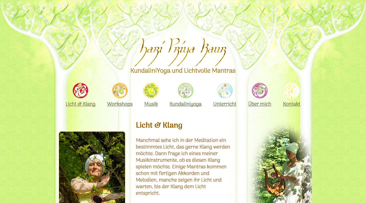Kundaliniyoga Hari Priya Kaur
